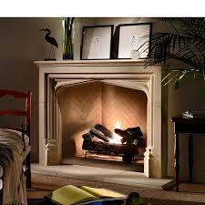 fireplace u0026 accessories wood burning prefab fireplace victorian