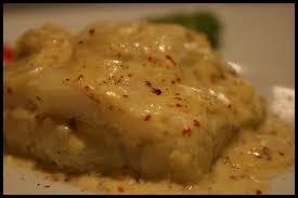 cuisiner le lieu jaune filet de lieu jaune sauce moutarde les ptits frichtis de manue