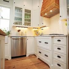reclaimed wood range hood vintage kitchen new old