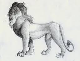 scar sketch atarial u0027s album u2014 fan art albums lion king