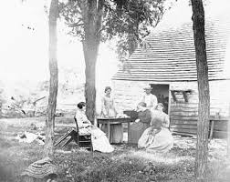 family during the civil war