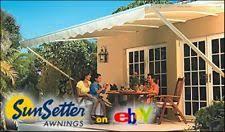 Sunsetter Awnings Sunsetter Awnings U0026 Canopies Ebay