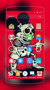 mobile mouse apk skull mouse theme for cm launcher 1 0 0 apk for