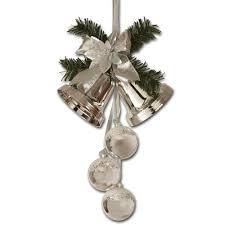 silver bells decorations rainforest islands ferry