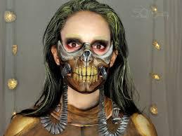 Mad Max Halloween Costume Mad Max Immortan Joe Makeup Silvia Quirós