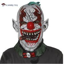 Scary Clown Halloween Costume Compare Prices Halloween Scary Clown Costumes Shopping