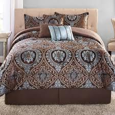 Purple Full Size Comforter Set Bedding Striped Bedspread Purple Bedspreads King Comforter Size