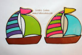 Flag Cookie Cutter Cristin U0027s Cookies Butterflies And Boats