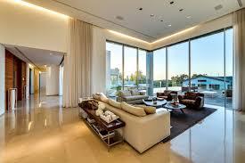 modern luxury villas designed by gal marom architects interior