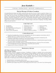 physical therapist resume 9 physical therapist resume sle letter signature