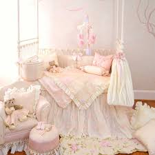 Baby Girl Nursery Bedding Set by Amazon Com Glenna Jean Ava 4 Piece Crib Bedding Set Baby
