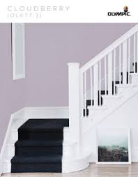Interior Colors For 2017 Tour A House That U0027s Eye Candy For The Purple Obsessed Entrance