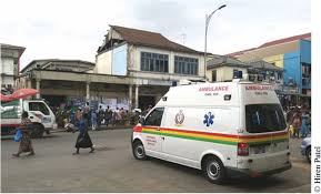 barriers to accessing emergency medical services in accra ghana