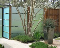 cool garden fences affordable best ideas about backyard privacy