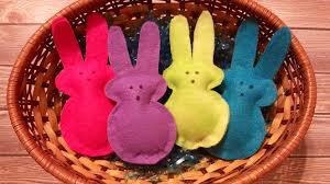 sew easter bunny felt toys with printable template