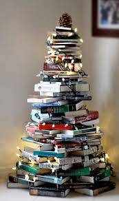 73 best christmas trees out of books images on pinterest book