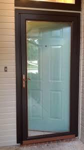 glass screen door home interior design