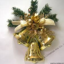 Large Metal Christmas Decorations by Large Plastic Christmas Bells Large Plastic Christmas Bells