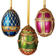 egg ornament russian imperial egg ornament set the met store