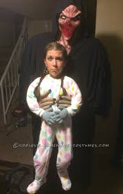 cool costume ideas cool abduction illusion costume abduction
