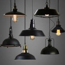 Barn Pendant Light Industrial Loft Warehouse Barn Pendant L Indoor Hanging Ceiling