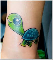 9 female tribal leg tattoos 35 stunning turtle tattoos and