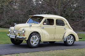 renault australia sold renault 750 4cv sedan auctions lot 33 shannons