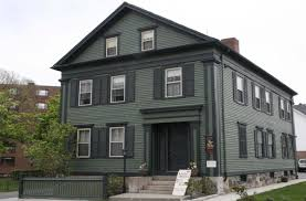 Houses Eight Real Haunted Houses In Massachusetts
