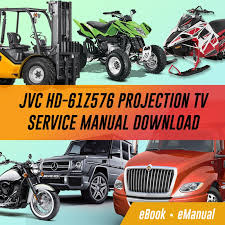 jvc hd 61z786 l emanualonline car workshop manuals service manuals repair