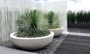 large concrete planter urbis design contemporary concrete planters and furniture