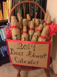 Wood Projects For Xmas Gifts by Best 25 Beer Christmas Presents Ideas On Pinterest Homemade