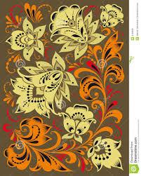 Decorative Flowers by Decorative Flowers Stock Photo Image 4193590