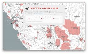Time Zone Map Tennessee by Don U0027t Fly Drones Here U2013 Points Of Interest