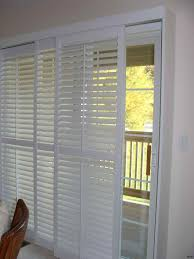 Plantation Shutters On Sliding Patio Doors Modern Plantation Shutters For Sliding Glass Doors Regarding 2016