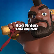 clash of clans hog rider clash royale on twitter