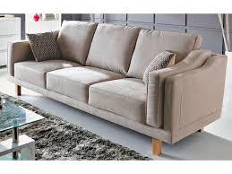 promo canapé canapé fixe gris 3 places canapé fixe achat canapé et promo