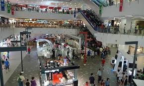 best shopping malls in the world