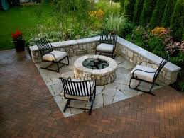 Patio And Firepit Patio Pit Ideas Amazing Outdoor Features Www Within 15