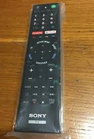 sony android tv remote new sony rmf tx201e android tv remote voice ebay