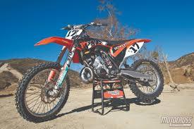 85cc motocross bikes for sale motocross action magazine we ride ride derek howerton u0027s ktm