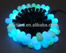 g27 christmas lights ws2811 led pixel light strings 12v buy c9