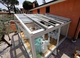 coperture tettoie in pvc coperture mobili per esterni per terrazzi tettoie mobili
