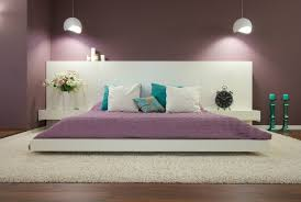 les couleurs pour chambre a coucher couleur de peinture pour chambre tendance en 18 photos