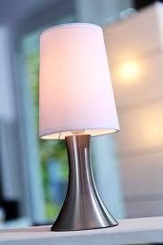 Schlafzimmer Lampe Und Nachttischlampe Tischlampe Mit Dimmer Mit Touch Me Funktion 3 Stufen Mit