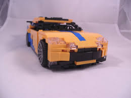 lego mitsubishi eclipse the world u0027s best photos of lego and submission flickr hive mind