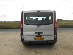 2012 12 vauxhall vivaro 2900 cdti 5 door 5 seat 2000 cc diesel
