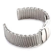 bracelet strap images Shark mesh strap strapsco jpg