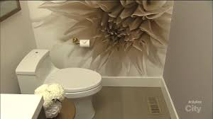 Designing A Wall Mural To Compliment A Bathroom Wall Mural