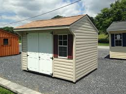 Outdoor Storage Buildings Plans by Fancy 8x10 Vinyl Storage Shed 23 In Bicycle Storage Shed Plans