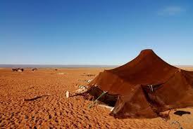 desert tent adventure travel in the desert of morocco
